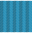 wave abstract pattern vector image vector image