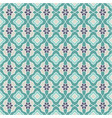 seamless pattern in the moroccan style vector image