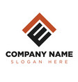 company group logo concept idea vector image