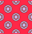 abstract beautiful seamless pattern vector image