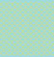fairy mermaid tail seamless pattern vector image