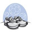 sport sneakers vector image vector image