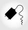Symbol Plug Power vector image vector image