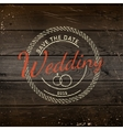 Wedding badges cards and labels for any use vector image