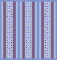 vertical blue and purple stripes print vector image vector image