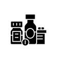 baa - biologically active additives - pills - vector image vector image