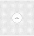 pattern-rond-two vector image vector image