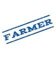 Farmer Watermark Stamp