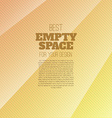 Glossy golden background vector image