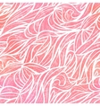 Seamless pink pattern vector image