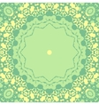 Light Green Seamless abstract background with vector image vector image