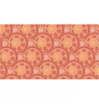 grapefruit pattern vector image