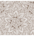 ornamental indian pattern seamless texture for vector image