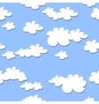 CloudsPattern2 vector image