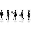 business women vector image vector image