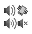 Audio Profiles vector image