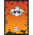 Halloween Background 2012 vector image vector image
