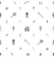 glow icons pattern seamless white background vector image vector image