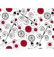 Red black pattern