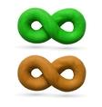 Infinity vector image vector image