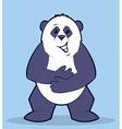 Panda Character vector image vector image