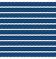 Striped nautical ropes bright seamless background