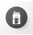 cigarette icon symbol premium quality isolated vector image