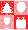 Party Decoration Icons Border Set vector image