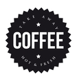 Coffee Take away lettering vector image