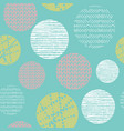 abstract pastel seamless repeat pattern perfect vector image vector image