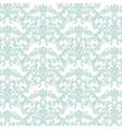 Baroque pattern with Damask ornament vector image vector image