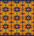 ethnic seamless pattern tribal kilim aztec vector image vector image