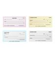 bank check presentation blank cheque checkbook