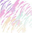 abstrack pastel background vector image vector image