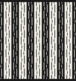 vertical stripes seamless pattern abstract linear vector image vector image