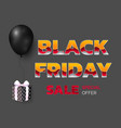 black friday best cheap prices sale of shops vector image vector image