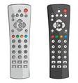 remote controls vector image