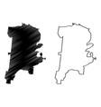 barceloneta municipal commonwealth puerto rico vector image vector image