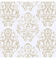 Grunge vintage floral seamless pattern vector image vector image