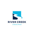 River creek logo icon