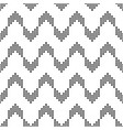 seamless geometric pattern with dotted vector image