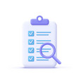 successfully complete business assignments icon vector image