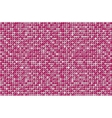 Background with shiny pink sequins Eps10 vector image