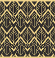 abstract art deco pattern05 vector image vector image