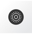 kiwifruit icon symbol premium quality isolated vector image vector image
