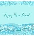 - Happy New Year 2014 vector image