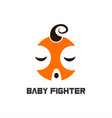 bafighter logo vector image