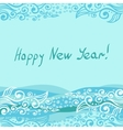 - Happy New Year 2014 vector image vector image