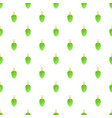 green toy fir tree pattern seamless vector image