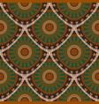tiled greek mandalas seamless pattern tribal vector image vector image